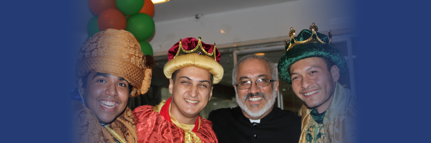 Celebramos en honor a Luis Variara