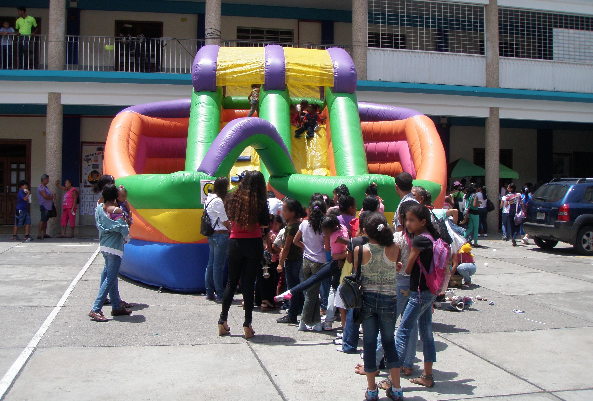 hospital universitario caracas evento: